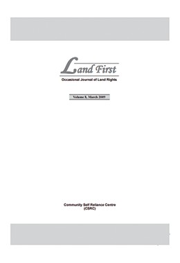 Land First-vol 8 March 09-1