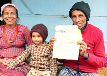 """""""Now I Have Equal Rights with My Husband"""": Joint Land Ownership"""