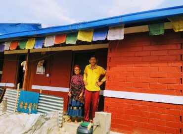 Thumbu Feels Secure in New House