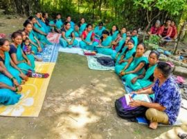 Mauriniya Cooperative Transforms Lives of Landless Families