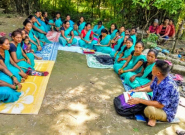 Mauriniya Cooperative Transforms Lives of Landless Families