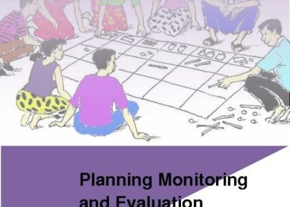 Planning Monitoring and Evaluation Guideline- English