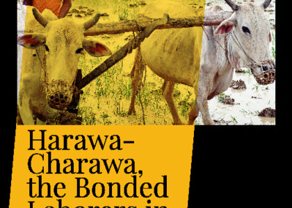 Harawa-Charawa, the Bonded Laborers in Agriculture
