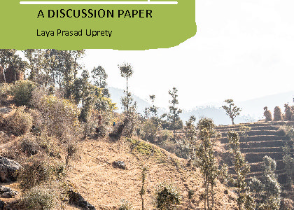 Land Related Policies and Laws in Nepal: A Discussion Paper