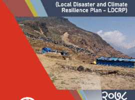 Local Disaster and Climate Resilience Plan-LDCRP-Jugal RM